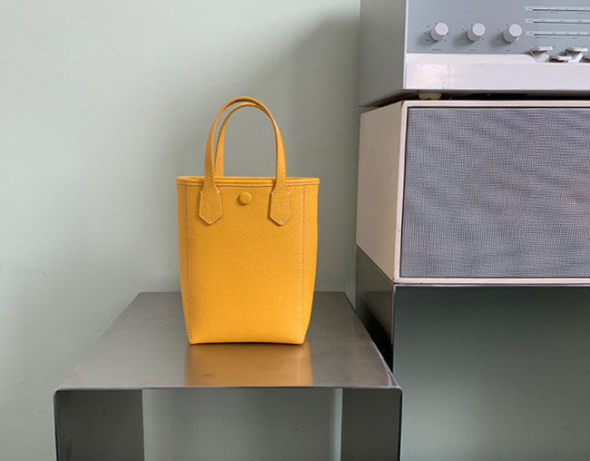 SHOPPER S_ yellow
