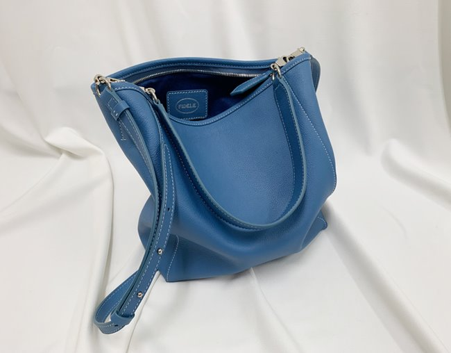 BASKET BAG M_ blue jean